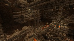 Dwarven Keep - Built in Survival Minecraft
