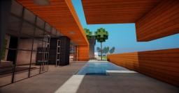 Tsumu + | Realistic Modern House Minecraft Map & Project