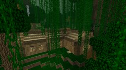 Dawntree - Home of an ent-friend Minecraft Map & Project