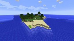 Survival Island [HARDCORE] 1.8.1 {Map Download} Minecraft Project