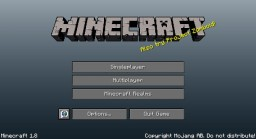 Simplistic GUI-Pack Minecraft Texture Pack