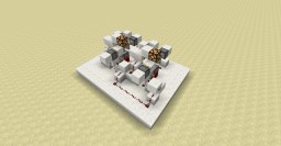 Redstone Lamp Blockswapper Minecraft Map & Project