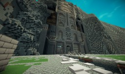 Erebor and Dale Adventure map (Battle of Five Armies) Minecraft Project