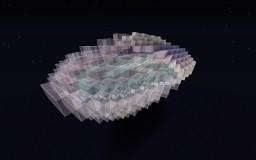 StarCity CCS Multiverse (Spaceship Design) Minecraft Map & Project