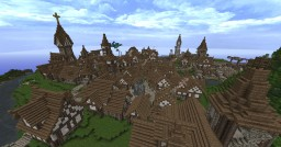 Medieval WORLD: Isnragoth Minecraft Map & Project