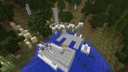 Z-CORP Island Base Minecraft Project