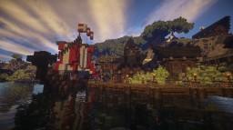 Viking Village Minecraft Map & Project