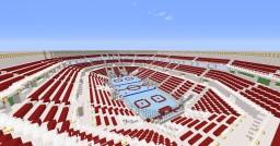 PMC Arena | Indoor Modern Arena Minecraft Map & Project
