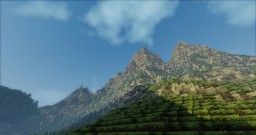 Nature of Lora Minecraft Map & Project