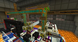 Epic Nuclear Power Plant with tekkit
