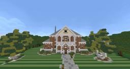 Georgian Manor | WOK | Minecraft Map & Project