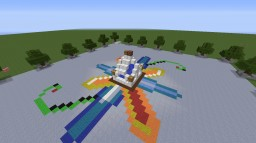 Center Minecraft Map & Project