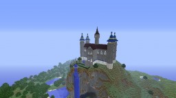 Medieval Castle Minecraft