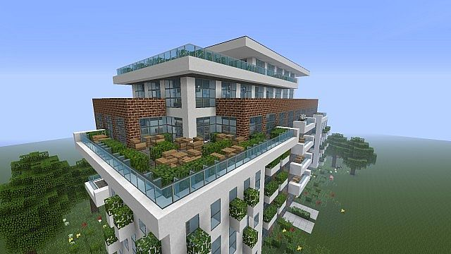 Greenfield Project Duke S Dormitory Minecraft Project