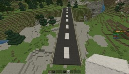 A Town Minecraft