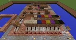 UHC Mechanics Template 1.8.1 v1 Minecraft Map & Project