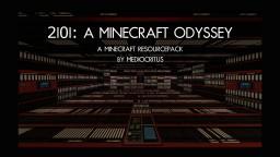2101: A Minecraft Odyssey Minecraft Texture Pack