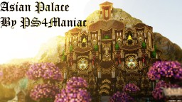 Palace of Zhao - [Deep Academy Application] Minecraft Project