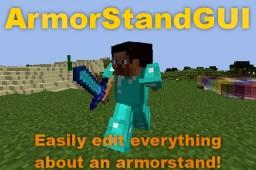 [Plugin] ArmorStandGUI Minecraft Mod