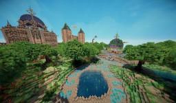 Athapix Original Hub - Trigas [FREE DOWNLOAD] Minecraft Map & Project