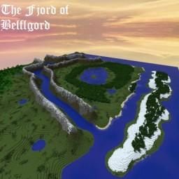 Fjord of Belflgord Minecraft Map & Project