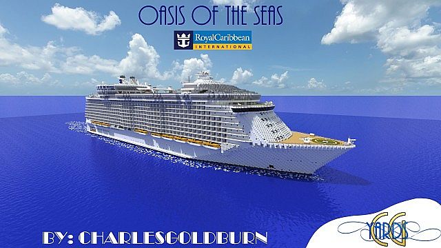 Oasis Of The Seas Scale Cruise Ship Download FullInterior - The oasis cruise ship