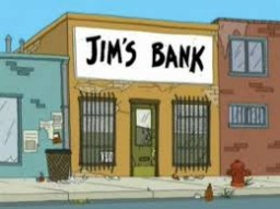 jims bank (from family guy) Minecraft Map & Project