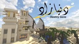 Dunyazade - Oasis Residence (Modern Arabian Nomadic) Minecraft Map & Project