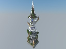Valoria, The Elven Mage Tower Minecraft Map & Project