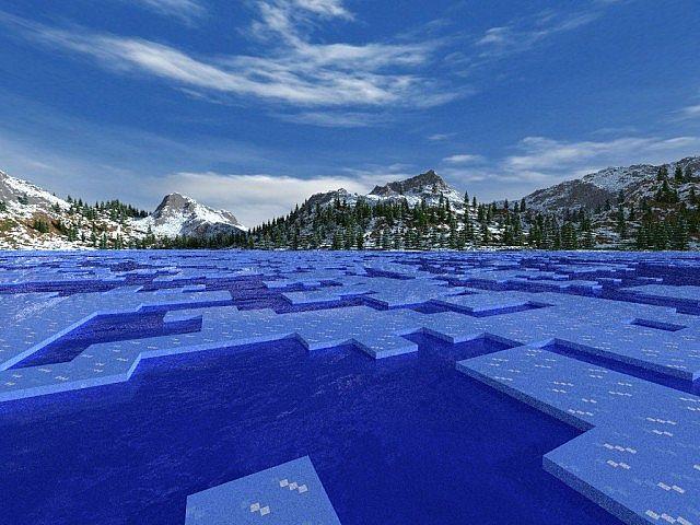 frozenfjord17 2658420949 [1.8] Frozen Fjord Map Download