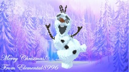 Disney's Frozen - Olaf Minecraft