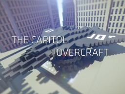 The Capitol Hovercraft Minecraft Project