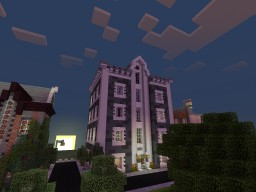 Centeral block Hotel Minecraft Map & Project