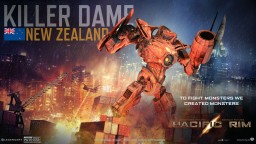 Pacific Rim custom Jaeger: Killer Dame Minecraft Blog