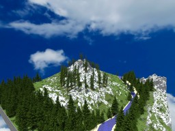 The Sawmin Hill Minecraft Map & Project