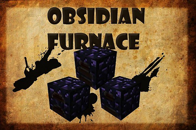 The Obsidian Furnaces
