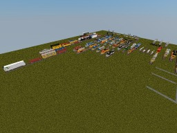 Railroad Pack (Schematic now available) Minecraft