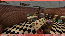 FNaF 2 Map Minecraft Map & Project