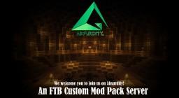 Whitelisted Custom FTB Modpack Server Minecraft Server
