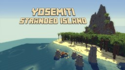 Yosemiti Stranded Island - Custom Survival Map Minecraft Map & Project