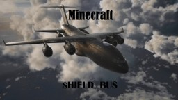 Shield Bus (Mobile Airborne Command Center) From Marvels Agents Of Shield Minecraft Map & Project