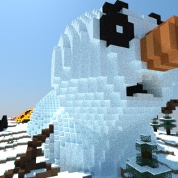 Snowman in Danger Minecraft Project