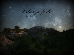 Valwryn Falls Minecraft Project