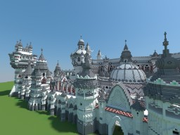 The Great Palace Minecraft Map & Project