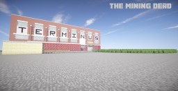 The Walking Dead Terminus Map Minecraft Map & Project