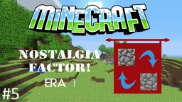 [OLD] Do you like old-school Minecraft? Minecraft Blog