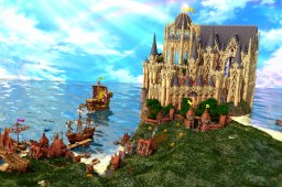 Cair Paravel Minecraft Map & Project