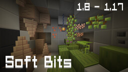 Soft Bits! | Now on the Marketplace! Minecraft Texture Pack