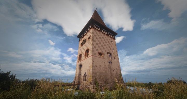 Watchtower - by magicclippy & wheellee