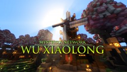 """""""Wu Xiaolong"""" : Arena of the five dragons. Minecraft Map & Project"""